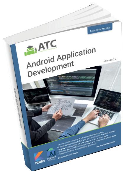 Android Application Development Version 12, Kotlin