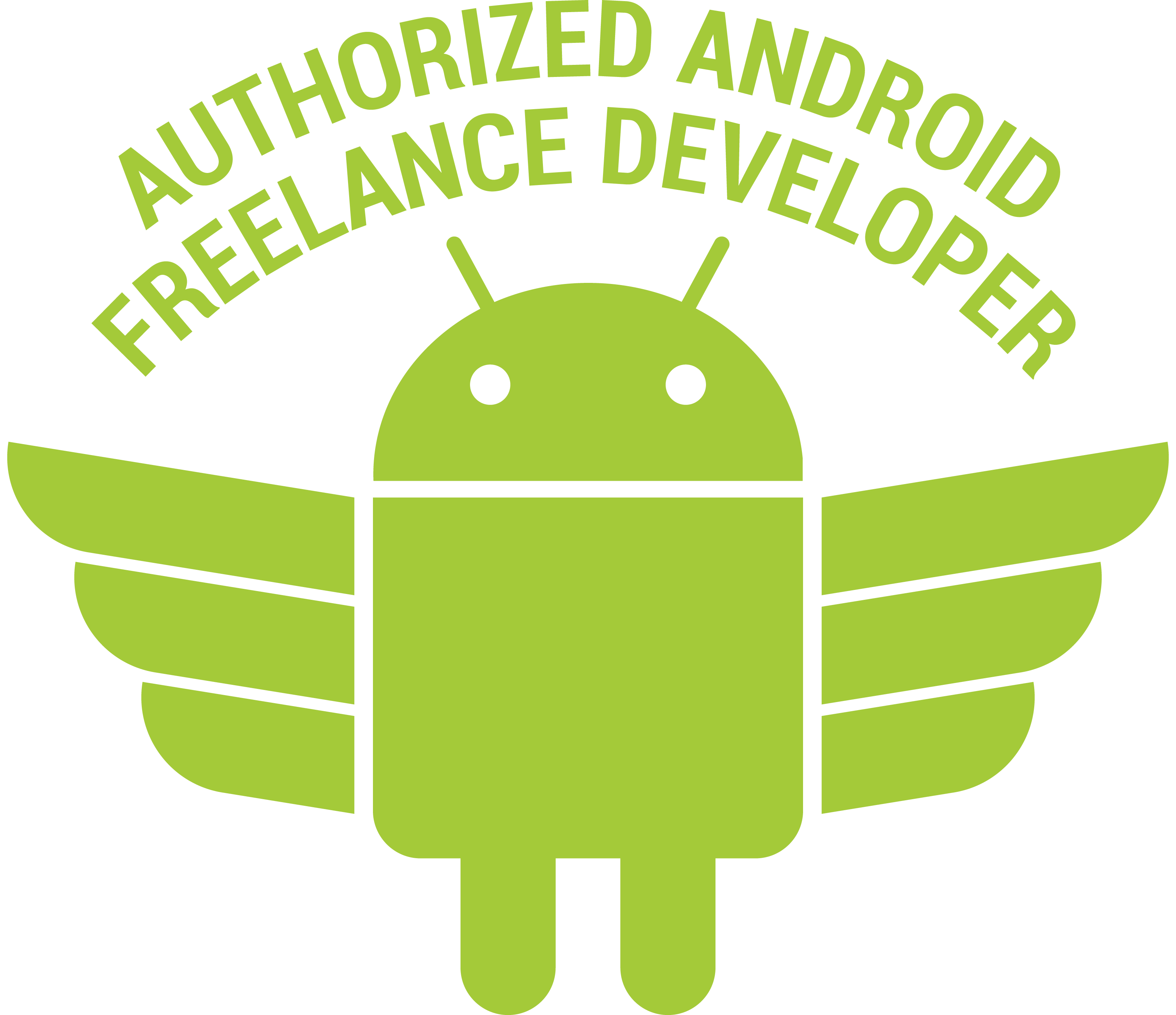 Android Freelance Developer Logo