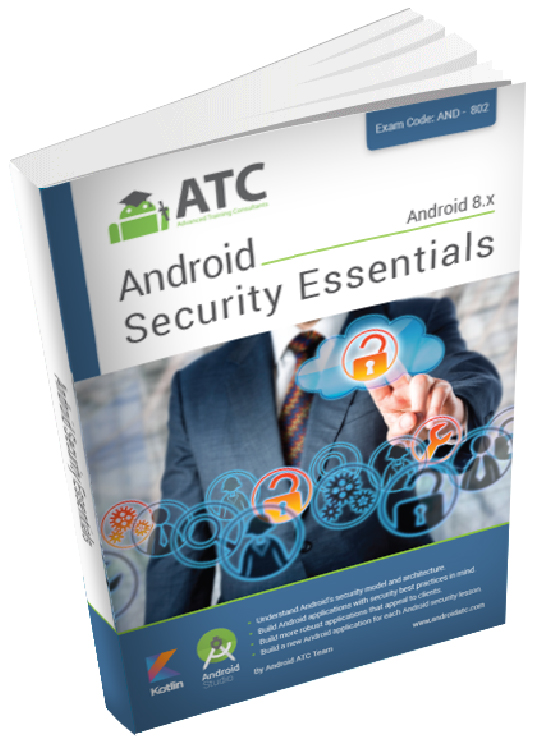 Android  Security Essentials version 8, Oreo , Kotlin